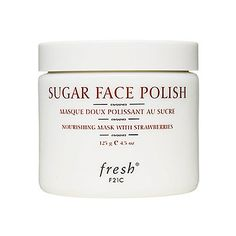 I love pretty much everything from Fresh, but this is my favorite Fresh product. It smells delicious and, without being harsh or irritating, leaves your skin so soft. #Sephora #SephoraItLists —Angela J., Product Development Intern