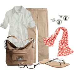 Wearing 05/07/2010, created by busymominny on Polyvore