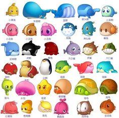 海底世界卡通生活品牌加盟手册