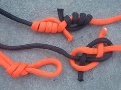 20 essential knots and how to tie them make into a handy reference card to keep in car or camping equipment
