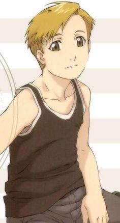 Alphonse Elric (Fullmetal Alchemist)