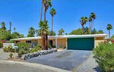 Built in 1958 by the Alexander Construction Company is this mid-mod Palmer & Krisel fixer opportunity in Sunmor Estates in Palm Springs, . Island Tour, Filming Locations, Palm Springs, Mid-century Modern, Construction, House Design, Tours, Architecture, House Styles