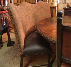 A Fine Collection of Rustic, Southwest, Hacienda, One of a Kind Furniture and Accessories