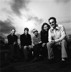 Pearl Jam by Danny Clinch - Seattle, WA 2006