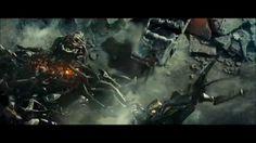 Transformers 1 - Prime VS Megatron (Scène Mythique)