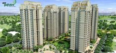 ACE GolfShire is very fresh launch by ACE Group in Noida. Apartments here are very big Amenities and best comfort of life.