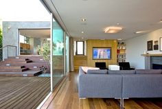 Redesdale Residence by Space International | HomeDSGN