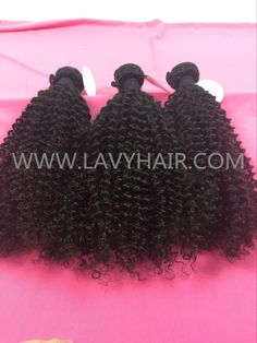 #Lavyhair's Regular Grade mix 3 or 4 bundles Brazilian 20 inch  Kinky Curly Virgin Human Hair Extensions,#lavyhair #kinkycurlyhair #hairexternsion #lavygirl  Website: www.lavyhair.com  Email: info@lavyhair.com  Whatsapp: +0086 15218887134 High quality and good price waitting for you !!