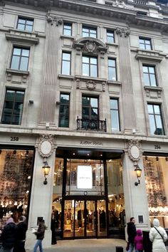 """& Other Stories - """"& Other Stories is the perfect go-to for affordable clothing and accessories. They have great sweaters and nice cosmetics, and you can always grab a cool pair of sneakers too.""""Location: 256-258 Regent St., London W1B 3AF"""