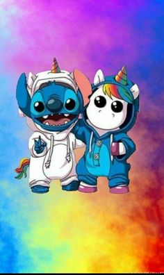 Stitch et licorne💜 disney wallpaper, unicorn wallpaper cute, unicorns wallpaper, rainbow wallpaper Iphone Wallpaper Herbst, Unicornios Wallpaper, Rainbow Wallpaper, Cute Wallpaper Backgrounds, Iphone Backgrounds, Iphone Wallpapers, Wallpaper Quotes, Wallpaper Fofos, Trendy Wallpaper
