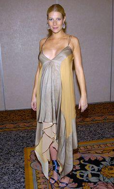 Gwyneth Paltrow - maternity fashion style ..