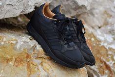 "adidas Originals Mounfield SPZL ""Core Black"" - EU Kicks Sneaker Magazine"