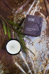 Tatine Forest Floor Candle.  Like you are walking through the woods.  Amazing!