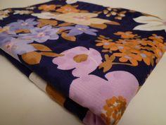 vintage fabric. $12.50, via Etsy.