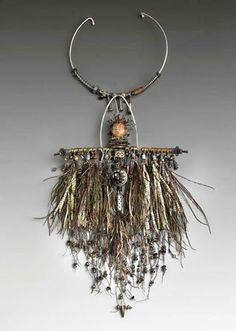 Venus Soberanes - Found Object Jewelry: The tribal art of Susan Lenart Kazmer