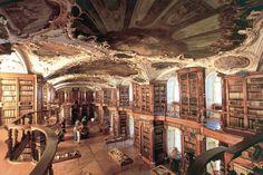 Stiftsbibliothek, St.-Gallen