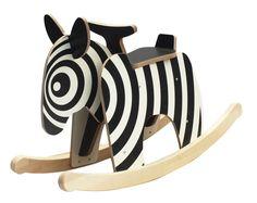 Newmakers' Rocking Horse Zebra