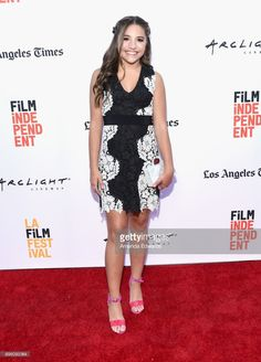 Actor Mackenzie Ziegler attends the opening night premiere of Focus Features' 'The Book of Henry' during the 2017 Los Angeles Film Festival at Arclight Cinemas Culver City on June 14, 2017 in Culver City, California.