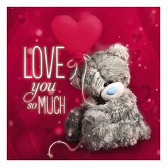 Florynda del Sol ღ☀¨✿ ¸.ღ ♥Tatty Teddy Love♥ Anche gli Orsetti hanno un'anima…♥ Tatty Teddy, Hugs And Kisses Quotes, Hug Quotes, Teddy Bear Quotes, Teddy Bear Pictures, Blue Nose Friends, Love Bear, Cute Teddy Bears, Valentine Day Love
