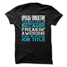 Special Education Teacher T-Shirt