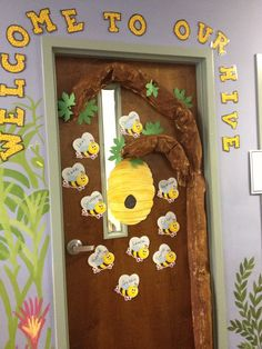 1000 Images About Preschool Doors On Pinterest