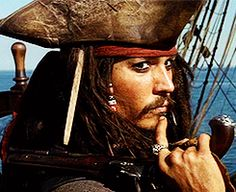 Find GIFs with the latest and newest hashtags! Search, discover and share your favorite Jack Sparrow GIFs. The best GIFs are on GIPHY. Captain Jack Sparrow, Jack Sparrow Gif, Jack Sparrow Quotes, Johnny Depp, It's Johnny, Caribbean Jacks, Pirates Of The Caribbean, The Astronaut's Wife, Wife Movies
