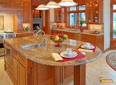 kitchen islands with seating | Free Kitchen | Organized Kitchen | Reduce Clutter from Your Kitchen ...