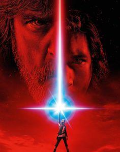 Star Wars Last Jedi Poster Textless  #starwarsfan #starwarsfan #starwars #starwarsart #posters #movies