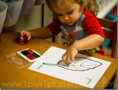 Letter L activities & printables
