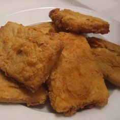Vegan Southern Fried Tofu