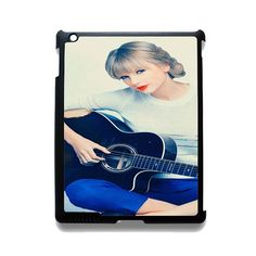 Taylor Swift Playing Guitar Wallpaper 1280x1024 TATUM-10548 Apple Phonecase Cover For Ipad 2/3/4, Ipad Mini 2/3/4, Ipad Air, Ipad Air 2