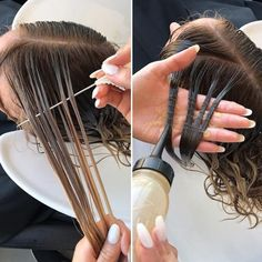 Toning—for a lot of colorists, it's a total game-changer. It allows you to enhance color, add dimension, create shadows and even perfect those trending root smudges. But, in order to do all of the … Balayage Ombré, Bayalage, Balayage Brunette, Ash Blonde, Blonde Hair, Hair Color Formulas, Redken Color Formulas, Hair Toner, Hair Color Techniques