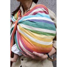 Girasol Woven Wrap  Alegria Crema De Nube Woven Wrap, Baby Boutique, Weaving e1d381decf8