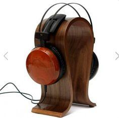 Wooden U Shape Display Stand Hanger Holder Rack for Headset Earphone Headphone Sierra Leone, Uganda, Belize, Barbados, Montenegro, Ecuador, Puerto Rico, Homemade Musical Instruments, Headphone Holder