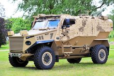 Picture of the Foxhound Light Protected Patrol Vehicle (LPPV) The Foxhound Light Protected Patrol Vehicle was brought about to counter asymmetric warfare encountered in Afghanistan. (Ocelot)