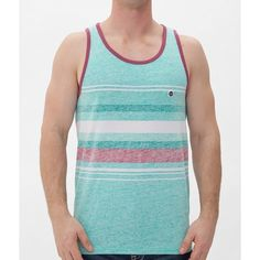 c82f97ec1b356 Billabong Line Up Tank Top - Men s Tank Tops in Blue Green