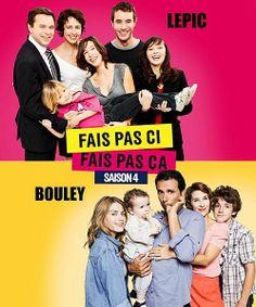Fais Pas Ci, Fais Pas ça (4 Seasons)