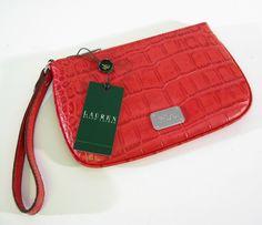 lovely Leather Clutch, Crocs, Theory, Ralph Lauren, Green, Blue, Fashion, Moda, Fashion Styles