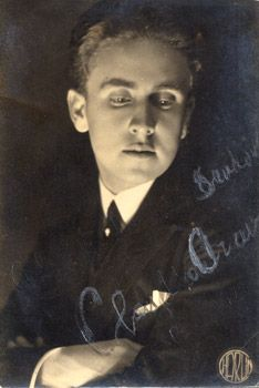 Claudio Arrau, [Claudio Arrau León] Chilean pianist (1903 - 1991)