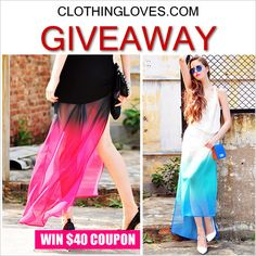 RT #SORTEIO!! Quero o Vale Compras de $40 da ClothingLoves que a @matahari7 está sorteando! http://
