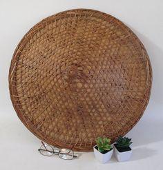 Coolie Hat Vintage Rice Paddy Conical Shape Plant Palm