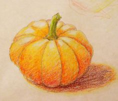 The Painted Prism: SKETCHBOOK ASSIGNMENT: More Than 10 ORANGE Exercises to Try