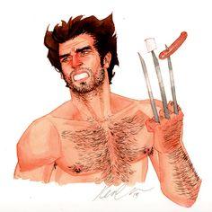 Wolverine by Kevin Wada