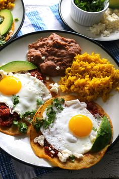 This huevos rancheros recipe is a delicious way to start your day! Made with…