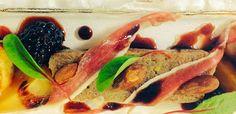 Duck pressè with mulled bramble#autumn