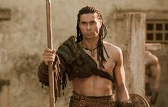 Spartacus, Barca, the Beast of Carthage. Great tv show.