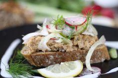 Pyszna Pasta z wędzonej makreli