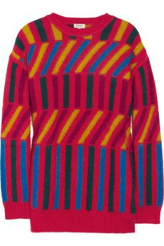 It's Kenzo...... yet it reminds me of a Bill Cosby sweater!
