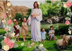 JEZUS KOCHA SWOJE DZIECI