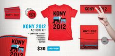 Social Media at it's finest. Spread the word. Make him famous. Stop at nothing. #kony2012